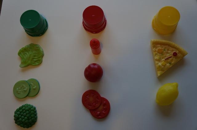 Kategoryzacja kolorami 7