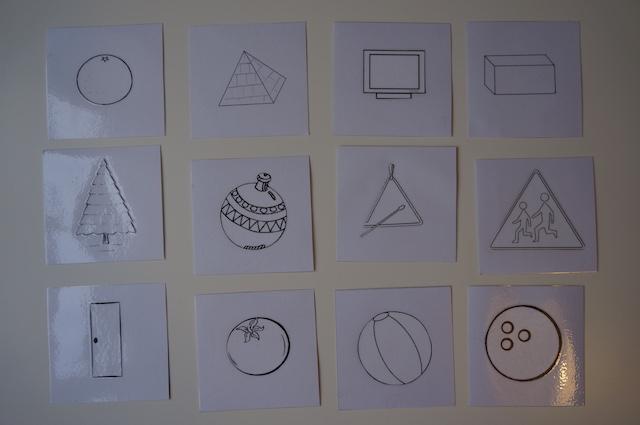 Kategoryzacja według wielkości i kształtu 12