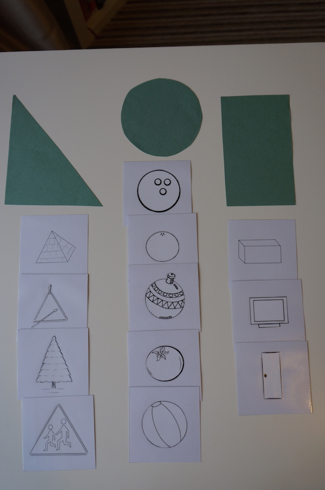 Kategoryzacja według wielkości i kształtu 13