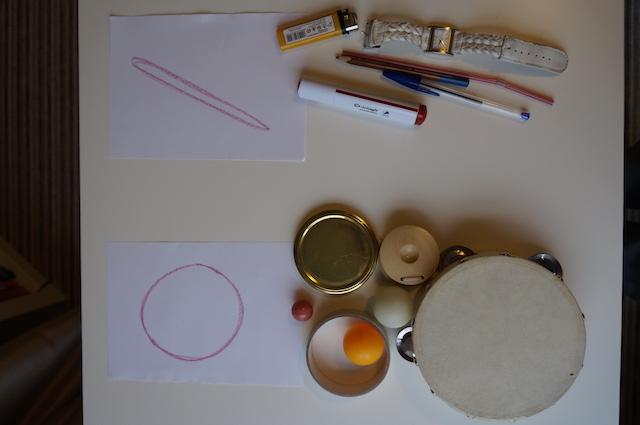 Kategoryzacja według wielkości i kształtu 15