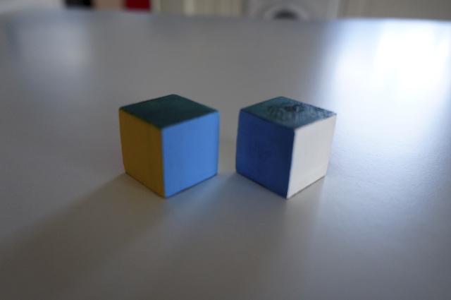 Kolorowe kostki 11